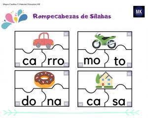 Método silábico fonetico