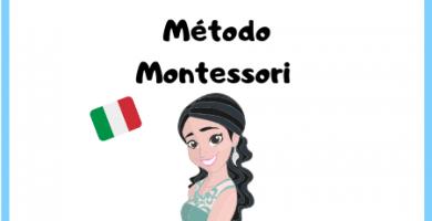 Método Montessori para leer y escribir pdf